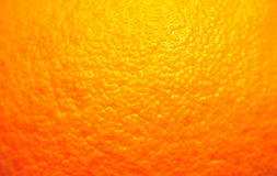 Πορτοκαλιά κινηματογράφηση σε πρώτο πλάνο καρπού Στοκ εικόνες με δικαίωμα ελεύθερης χρήσης