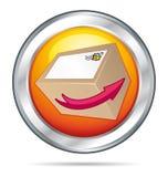 πορτοκαλιά ναυτιλία κο&up ελεύθερη απεικόνιση δικαιώματος