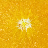 πορτοκαλιά σύσταση Στοκ εικόνα με δικαίωμα ελεύθερης χρήσης