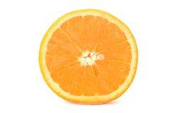πορτοκαλιά φέτα Στοκ Φωτογραφίες
