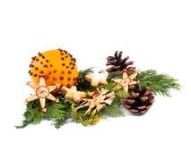 πορτοκαλιές διακοσμήσ&epsi στοκ φωτογραφίες με δικαίωμα ελεύθερης χρήσης
