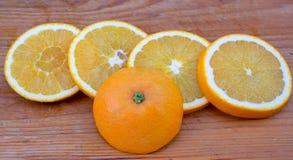 Πορτοκαλιές φέτες της Νίκαιας στοκ εικόνα