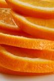 πορτοκαλιές φέτες στοκ φωτογραφία