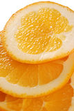 πορτοκαλιές φέτες στοκ εικόνες με δικαίωμα ελεύθερης χρήσης