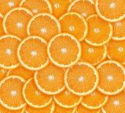 πορτοκαλιές φέτες Στοκ φωτογραφίες με δικαίωμα ελεύθερης χρήσης