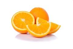 Πορτοκαλής καρπός Στοκ Εικόνα