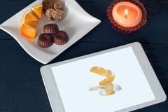 πορτοκαλής παφλασμός Στοκ εικόνες με δικαίωμα ελεύθερης χρήσης