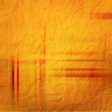 Πορτοκαλί έγγραφο Στοκ Εικόνες