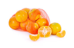 πορτοκαλί λευκό ανασκόπ&e Στοκ Φωτογραφίες