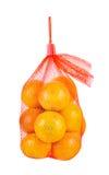 πορτοκαλί λευκό ανασκόπ&e Στοκ εικόνα με δικαίωμα ελεύθερης χρήσης