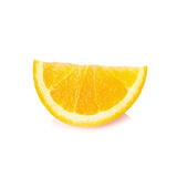 πορτοκαλί λευκό καρπού Στοκ Εικόνα