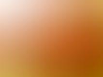 Πορτοκαλί θολωμένο υπόβαθρο κλίσης Στοκ Φωτογραφία