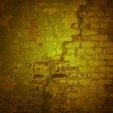 πορτοκαλί διάνυσμα απεικόνισης ανασκόπησης grunge Στοκ Εικόνες