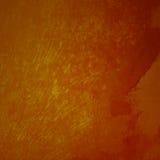 πορτοκαλί διάνυσμα απεικόνισης ανασκόπησης grunge Στοκ Φωτογραφία