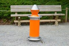 πορτοκαλί παιχνίδι στοκ φωτογραφίες