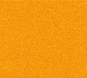 Πορτοκαλί χρυσό μετάξι Στοκ εικόνα με δικαίωμα ελεύθερης χρήσης