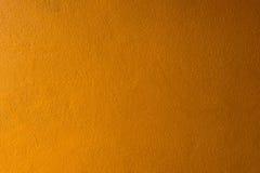Πορτοκαλιά ανασκόπηση τοίχων Στοκ φωτογραφία με δικαίωμα ελεύθερης χρήσης