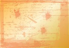 Πορτοκαλιά ανασκόπηση Στοκ εικόνα με δικαίωμα ελεύθερης χρήσης