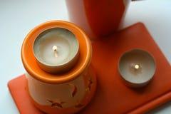 Πορτοκαλιά αντικείμενα Στοκ φωτογραφία με δικαίωμα ελεύθερης χρήσης