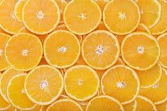 Πορτοκαλιά δαχτυλίδια ως υπόβαθρο Στοκ φωτογραφίες με δικαίωμα ελεύθερης χρήσης