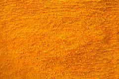 Πορτοκαλιά κουβέρτα στοκ φωτογραφίες