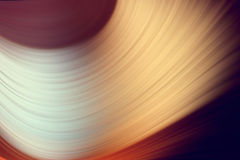 πορτοκαλιά κλίση με τις γραμμές στην κίνηση Στοκ εικόνες με δικαίωμα ελεύθερης χρήσης