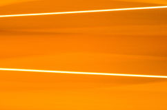 Πορτοκαλιά περίληψη γραμμών υποβάθρου Στοκ φωτογραφίες με δικαίωμα ελεύθερης χρήσης