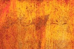 Πορτοκαλιά σύσταση υποβάθρου grunge αφηρημένη Στοκ Φωτογραφία