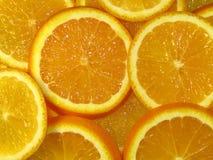 πορτοκαλιά σύσταση Στοκ Εικόνα