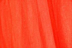 Πορτοκαλιά υφαντική ανασκόπηση Στοκ εικόνες με δικαίωμα ελεύθερης χρήσης