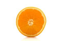 Πορτοκαλιά φέτα Στοκ εικόνες με δικαίωμα ελεύθερης χρήσης