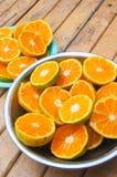 Πορτοκαλιά φρούτα για πορτοκαλής juicy στοκ φωτογραφία