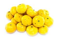 Πορτοκαλιά φρούτα Στοκ Εικόνες