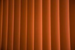 Πορτοκαλιές σκιές σκηνικού χρώματος Στοκ Φωτογραφίες