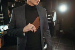 Πορτοφόλι μόδας Στοκ Φωτογραφία