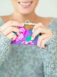 πορτοφόλι τσεπών χρημάτων Στοκ φωτογραφία με δικαίωμα ελεύθερης χρήσης