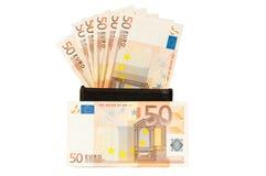 πορτοφόλι χρημάτων Στοκ φωτογραφίες με δικαίωμα ελεύθερης χρήσης