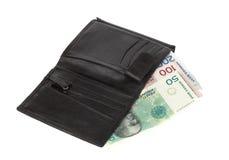 Πορτοφόλι με τα νορβηγικά χρήματα στοκ φωτογραφία με δικαίωμα ελεύθερης χρήσης