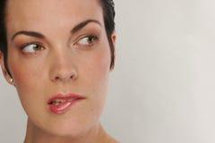 πορτρέτα ομορφιάς Στοκ φωτογραφία με δικαίωμα ελεύθερης χρήσης