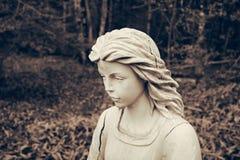 Πορτρέτο αγγέλου Στοκ φωτογραφία με δικαίωμα ελεύθερης χρήσης