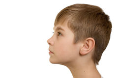 πορτρέτο αγοριών Στοκ Φωτογραφίες