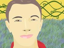 πορτρέτο αγοριών Στοκ εικόνες με δικαίωμα ελεύθερης χρήσης