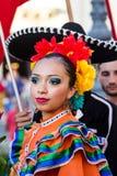 Πορτρέτο από το Μεξικό Στοκ φωτογραφία με δικαίωμα ελεύθερης χρήσης