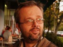 πορτρέτο ατόμων που φαίνετ&al Στοκ Φωτογραφία