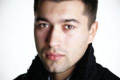 πορτρέτο ατόμων σοβαρό Στοκ εικόνα με δικαίωμα ελεύθερης χρήσης