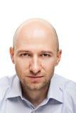 πορτρέτο ατόμων σοβαρό Στοκ εικόνες με δικαίωμα ελεύθερης χρήσης