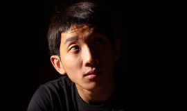 πορτρέτο ατόμων της Κίνας Στοκ φωτογραφίες με δικαίωμα ελεύθερης χρήσης
