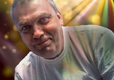 πορτρέτο ατόμων Στοκ εικόνες με δικαίωμα ελεύθερης χρήσης