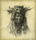 πορτρέτο ατόμων απεικόνιση αποθεμάτων