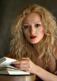 πορτρέτο βιβλίων στοκ φωτογραφίες με δικαίωμα ελεύθερης χρήσης